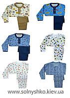 Пижама детская начес 11-64 М