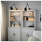 IKEA SKURUP Наcтольная/настенная лампа, черный  (903.260.23), фото 6