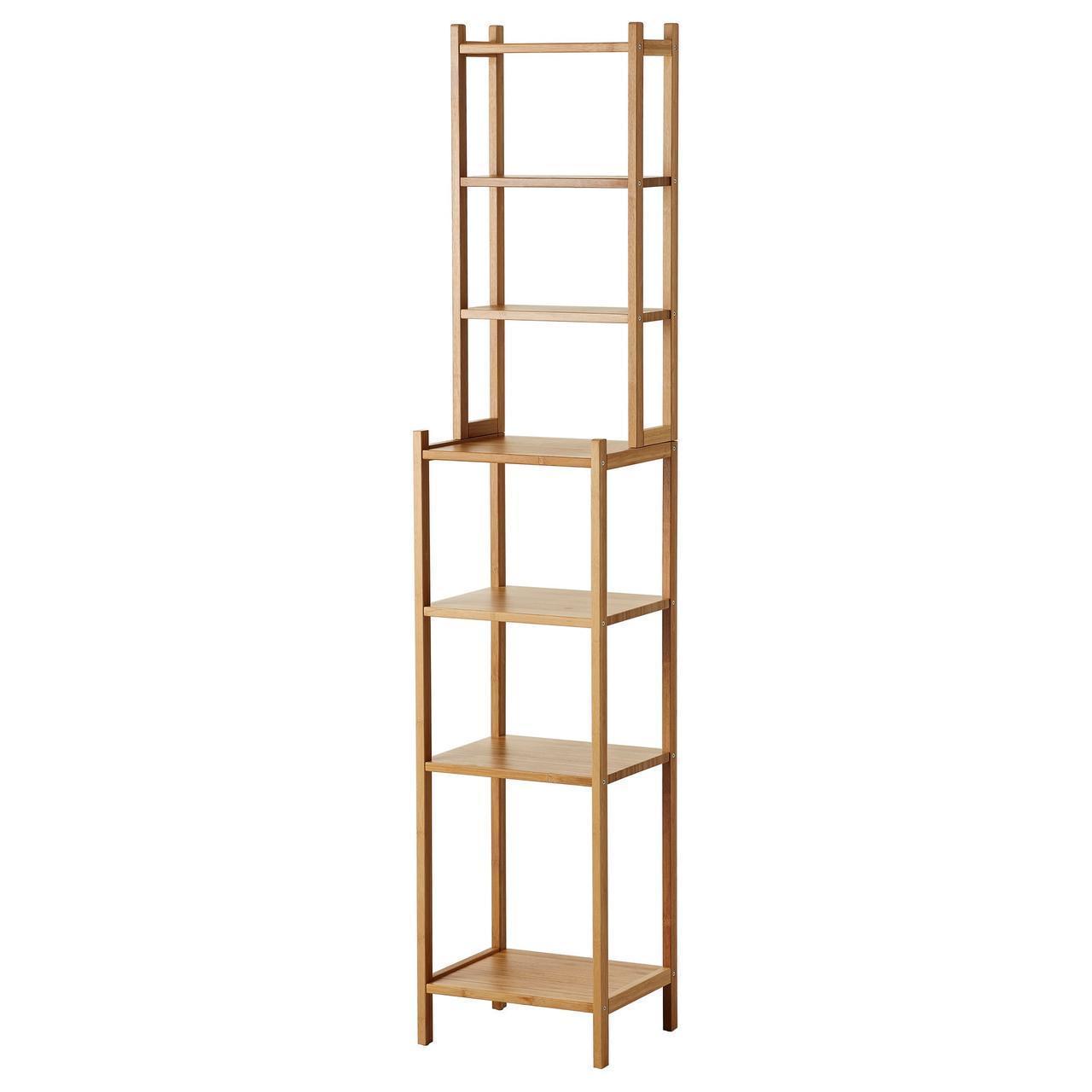 IKEA RAGRUND Стеллаж, бамбук  (302.530.67)