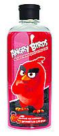 Гель для душа детский Имбирный чай с корицей ANGRY BIRDS