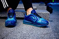 Мужские кроссовки Nike Air Max 720 Blue  ( Реплика ) Остался 44 размер, фото 3