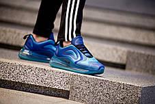 Мужские кроссовки Nike Air Max 720 Blue  ( Реплика ) Остался 44 размер, фото 2