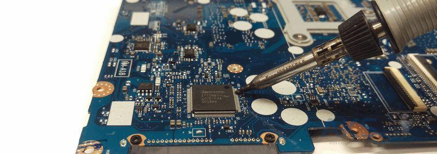 Ремонт, замена мультиконтроллера ноутбука