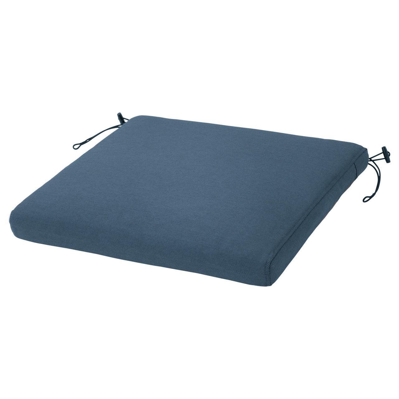 IKEA FROSON/DUVHOLMEN Подушка для садового кресла, синий  (792.534.57)