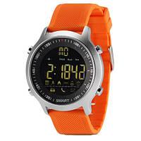 Смарт-часы Smart Watch EX18 оранжевый