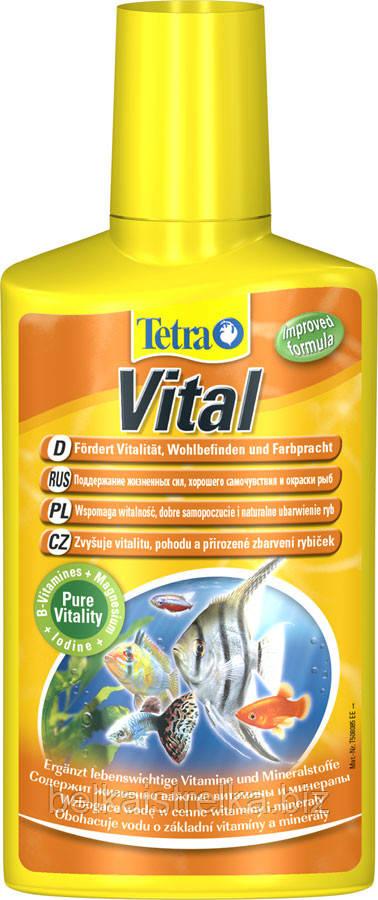 Tetra Aqua Vital 500ml витаминизир. кондиц. на 1000 л