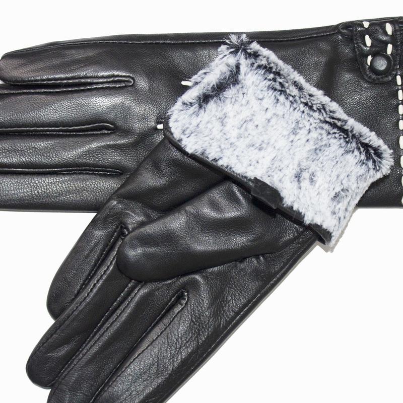 Перчатки Shust Gloves M кожаные (LYYN-1671)
