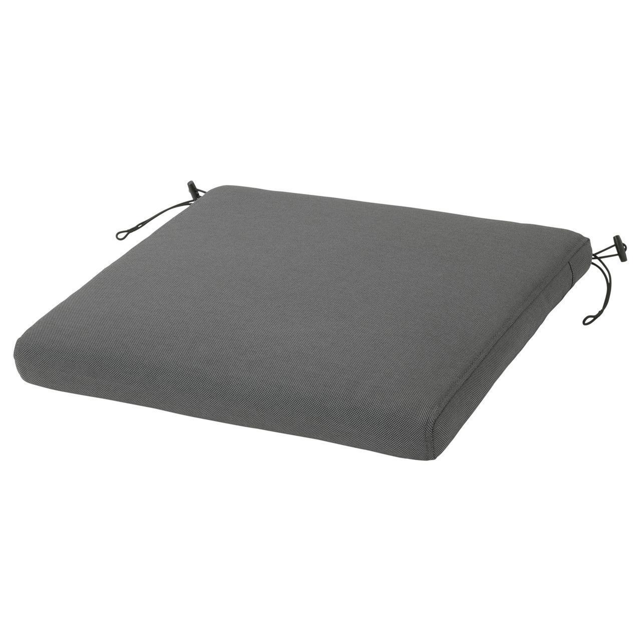 IKEA FROSON/DUVHOLMEN Подушка для садового кресла, темно-серый  (292.534.45)