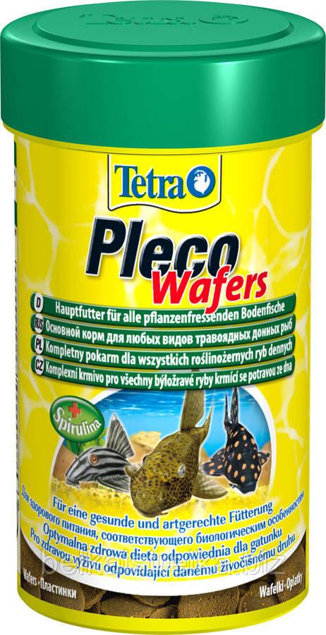 Tetra Pleco Wafer 100 мл