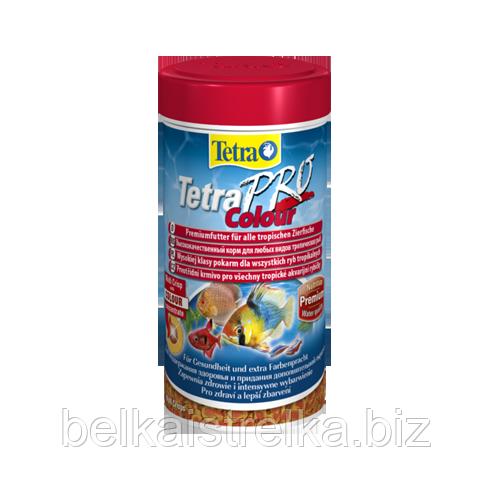 Корм для рыб Tetra Pro Color, 250 мл, 140677