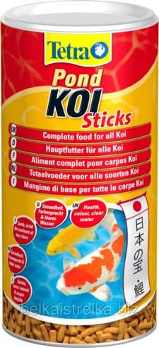 Корм Tetra Pond KOI Sticks, для карпов кои, 1 л 757608