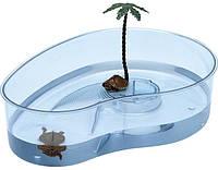 Чаша-бассейн для черепах Ferplast ARRICOT, овальная