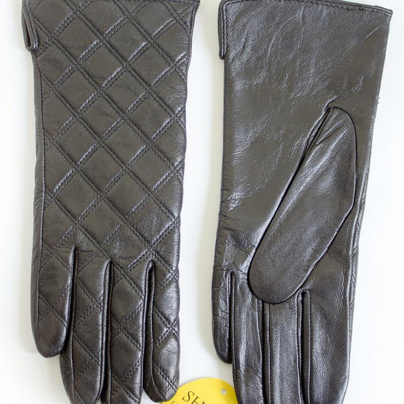 Перчатки Shust Gloves 8.5 кожаные  W13-160024