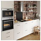 IKEA MATALSKARE Встроенный духовой шкаф с конвекцией, сталь  (403.687.65), фото 2