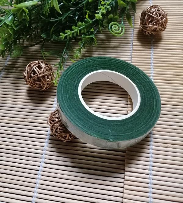 Флорлента (тейп-лента) зеленая