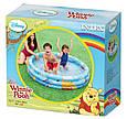 Детский надувной бассейн Intex 58915 «Винни Пух», 147*33 см (разные рисунки), фото 3