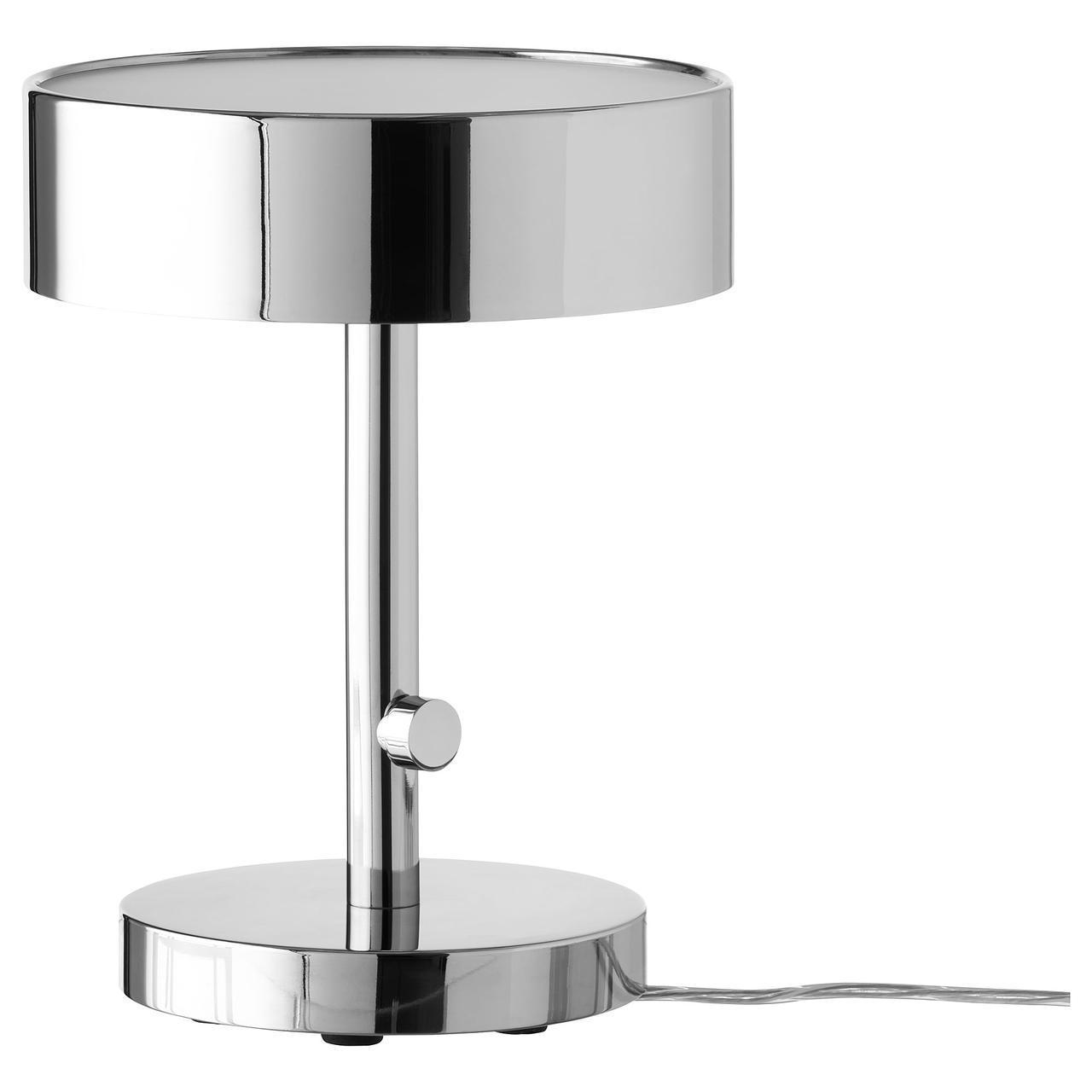 IKEA STOCKHOLM2017 Наcтольная лампа, хром  (303.435.39)