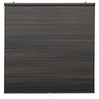 IKEA HOPPVALS Рулонные шторы, серый  (803.864.23)