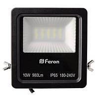 Светодиодный прожектор 10Вт Feron LL-610