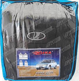 Авточехлы Lada 2110 1995- sedan Nika