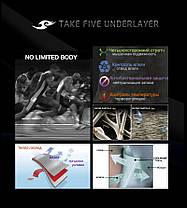 Рашгард Take Five принт акула FGA011, фото 3