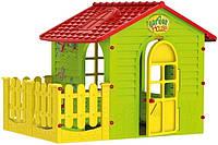 Домик для детей с террассой Mochtoys-05