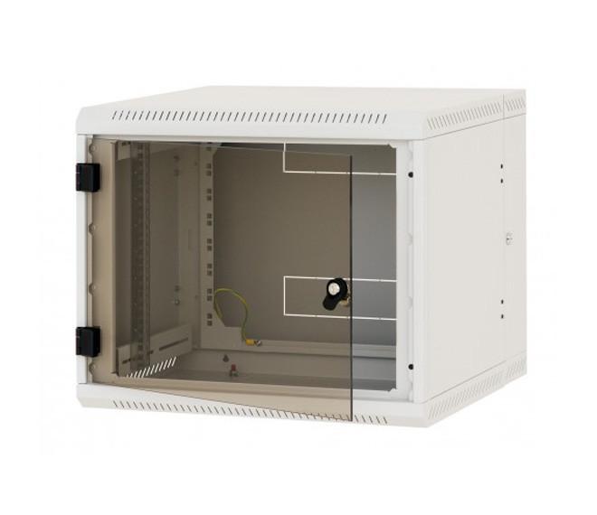 Настенный шкаф Triton двухсекционный 18U (900x600x520)