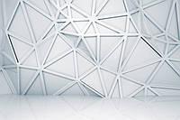 Фотообои флизелиновые 3D фигуры 375х250 см Рельефный рисунок (MS-5-0041)