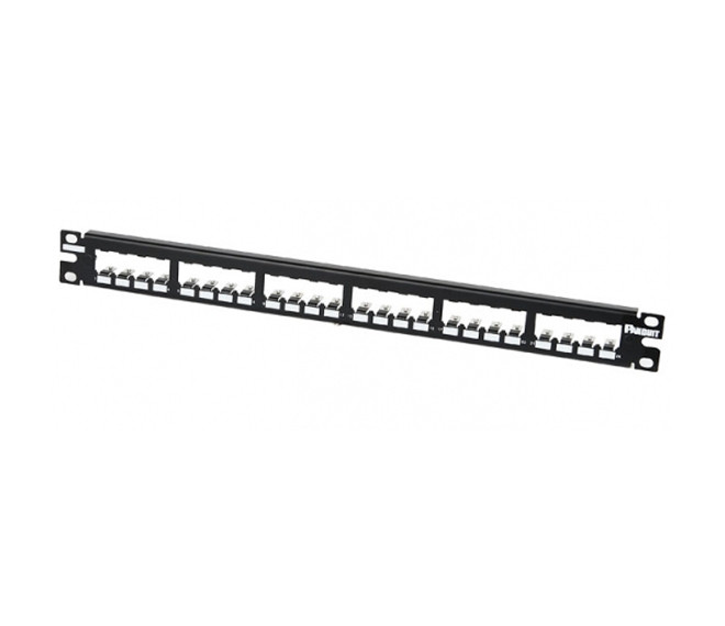 "Рамка для наборной 19 ""патч-панели, 24 порта Mini-Com, Panduit"