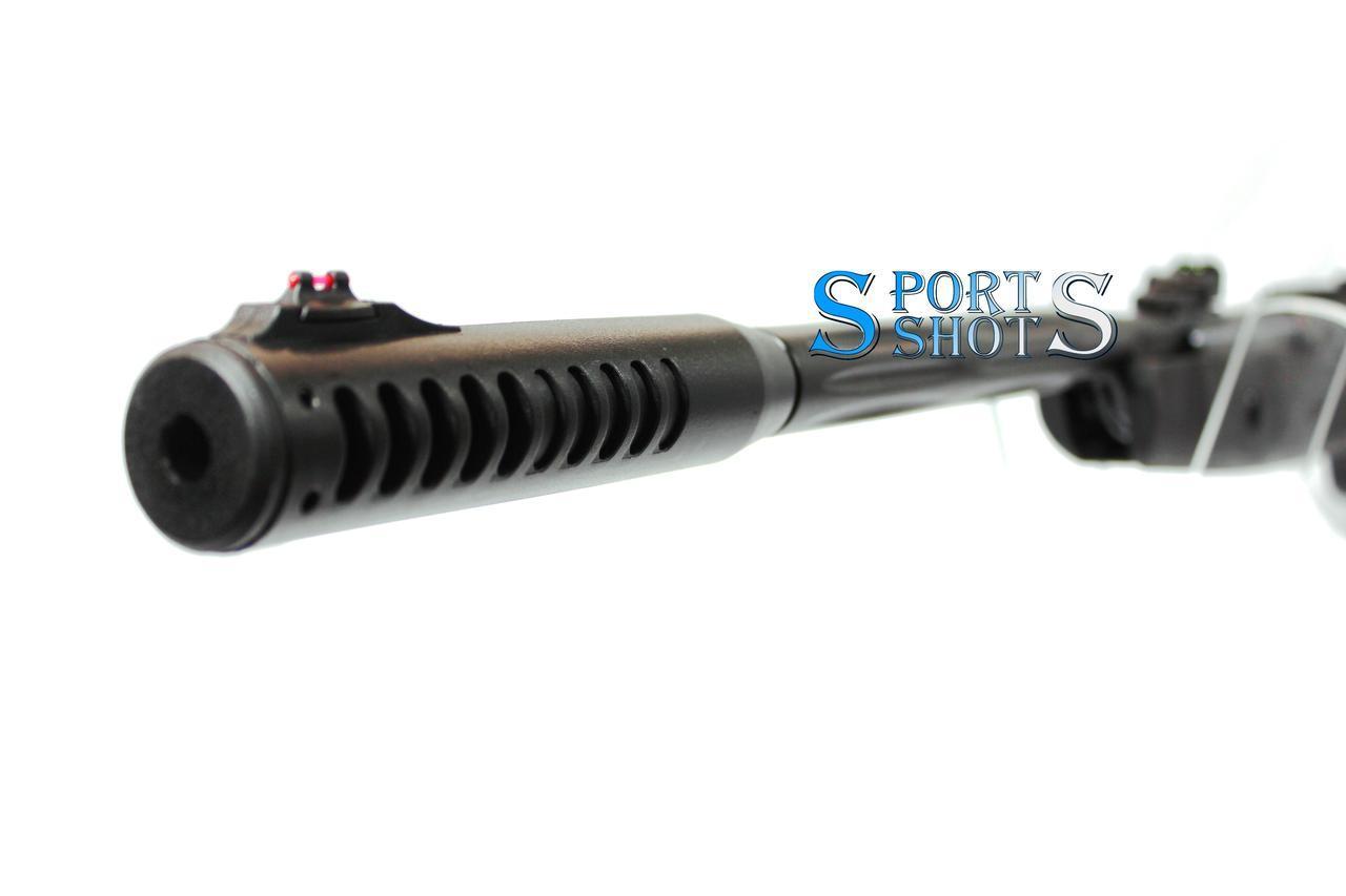 Пневматическая винтовка Hatsan AirTact ED с газовой пружиной MagnumSport +  расконсервация