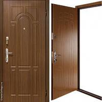 """Входная стальная дверь """"Люкс"""" Двери ПЛАТИНУМ"""