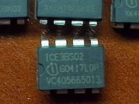 ICE3BS02 DIP8 - высоковольтный ШИМ контроллер ИБП, фото 1