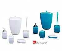 Набор аксессуаров для ванной - 5 предметов
