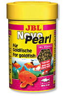 JBL Novo Pearl – корм для золотых рыбок 3030000, 250 мл/ 90 г