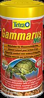 Корм для водных черепах Tetra Gammarus Mix 250мл