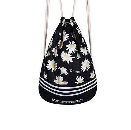 Жіночий рюкзак мішок для дівчини Running Tiger., фото 2