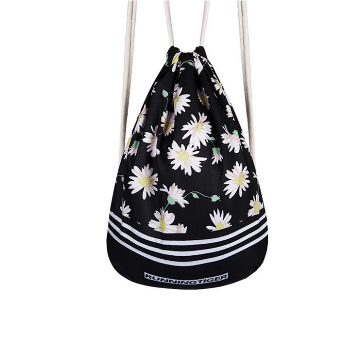 Жіночий рюкзак мішок для дівчини Running Tiger.