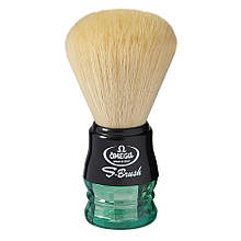 Помазок для бритья Omega S 10077 зеленый