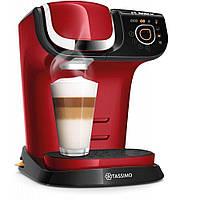 Капсульная кофеварка эспрессо Bosch Tassimo My Way TAS6003