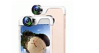 Сферический панорамный объектив 360 градусов для iPhone