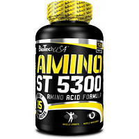 Амінокислоти BioTech Amino ST 5300 120 tabs