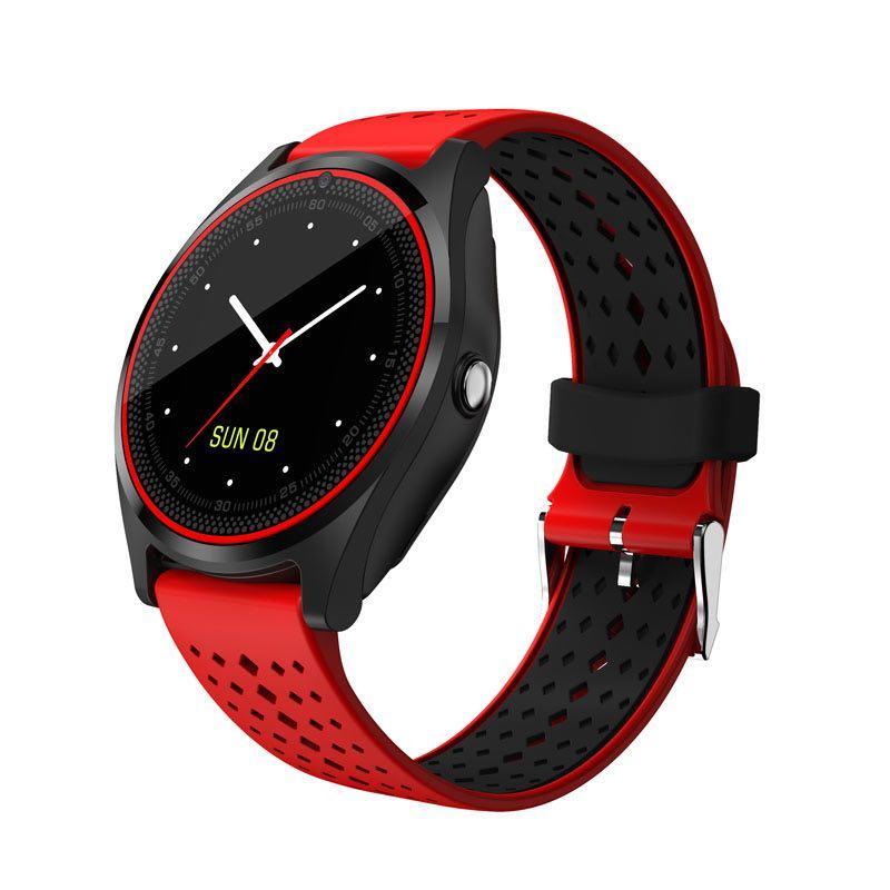 Умные часы Smart Smart Watch V9 Red (SWV9R)