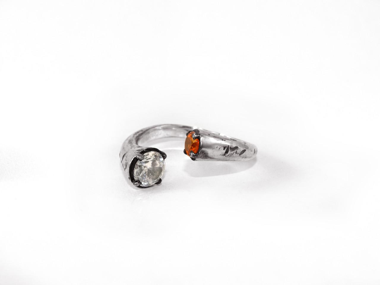 Кольцо из серебра EJ  Bi Размер 21