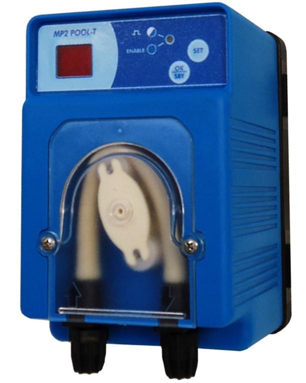 Перистальтический дозирующий насос Microdos MP2 Pool T (1,5 л/ч) флокулянт / альгицид