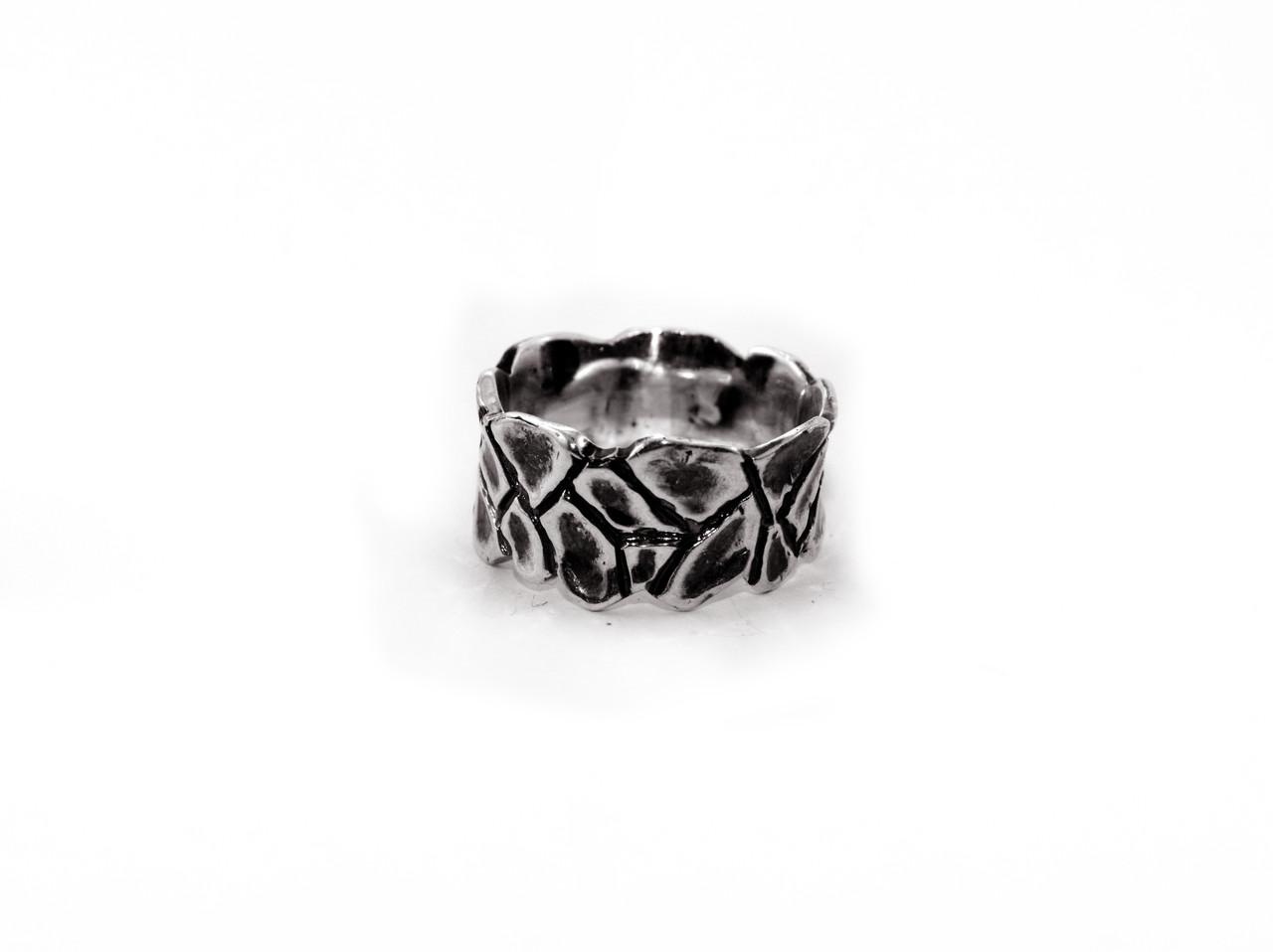 Кольцо из серебра EJ Dry Размер 17