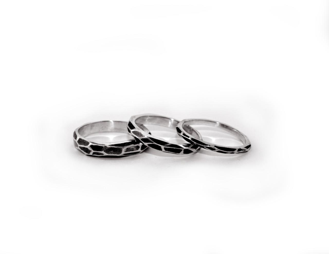 Кольцо из серебра EJ Giraffe Размер 23
