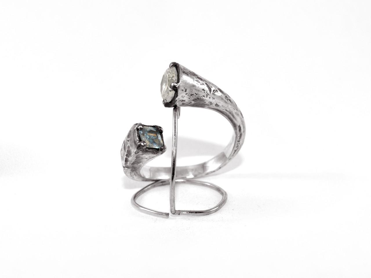 Кольцо из серебра EJ Uef Размер 20