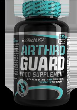 BioTech Arthro Guard 120 tab (для зміцнення суглобів і зв'язок)