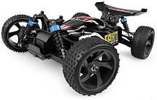 Модель автомобили Багги 1:18 Himoto Spino E18XBL Brushless Черный (2711624777558)