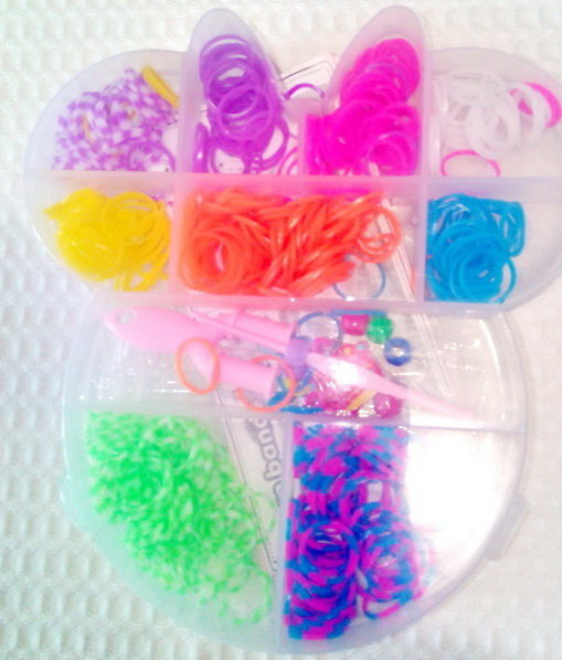 Набор для плетения браслетов Минни Маус